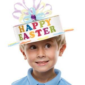 Easter Bonnet Making
