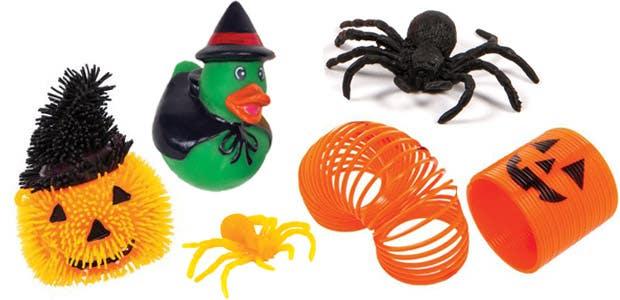 Halloween Uitdeelcadeautjes
